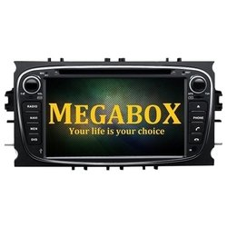 Megabox Ford Focus, Modeo СЕ6208