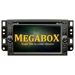 Megabox Chevrolet Epica,Captiva CE6201