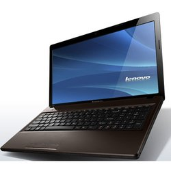 ноутбук lenovo idea pad g580 59-366461 (intel i3-2328m, 6gb, 1000, dvd-sm, 15.6 wxga, 1gb gt610, camera, wi-fi, bt, windows 8) brown