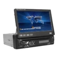 witson w2-d212g one din in-dash dvd player