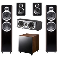 Wharfedale Diamond 104sur CC Power Set