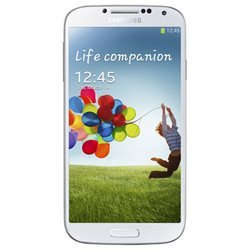 Samsung Galaxy S4 16Gb GT-I9500 (белый) :