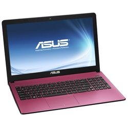 "ноутбук asus x501a-xx466h 90nnoa254w09115813au (intel i3-2370, 2g, 320g, no odd, 15,6"" hd, wifi, bt, camera, win 8) (красный)"