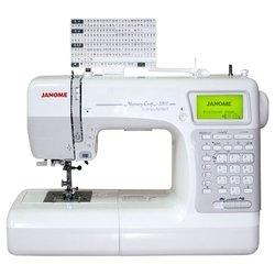 Janome Memory Craft 5200 HC (белый)