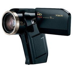 Sanyo Xacti VPC-HD2000 (черная)