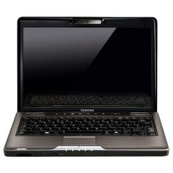 "ноутбук toshiba satellite u500-18p (core 2 duo p7450 2130 mhz, 13.3"", 1280x800, 4096mb, 500gb, dvd-rw, wi-fi, bluetooth, wimax, win 7 hp) 13.3 дюйма (brown)"