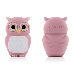 bone collection owl driver 8gb usb флешка dr10021-8p (розовая сова)