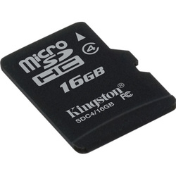 Kingston SDC4/16GBSP microSDHC 16GB