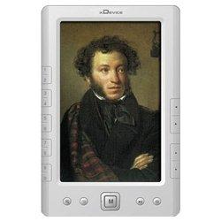 xDevice xBook Пушкин (голубая)