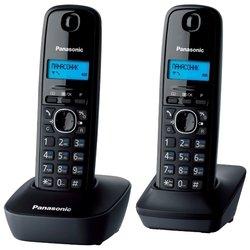 Panasonic KX-TG1612 (черный)