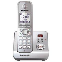 Panasonic KX-TG6721 (серебристый)
