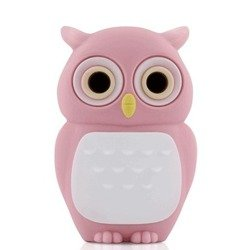 bone collection owl driver 4gb usb флешка (розовый)