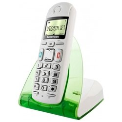 Sagem D27T (белый/зеленый)
