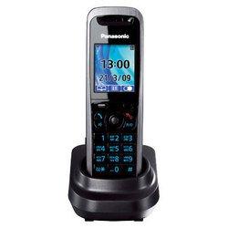 Panasonic KX-TGA840RUT (темно-серый металлик)
