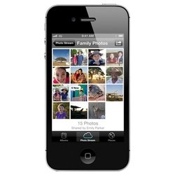 Apple iPhone 4S 64Gb (черный) :
