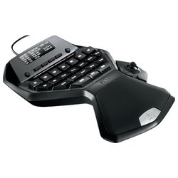 logitech g13 advanced gameboard black usb (g-package)