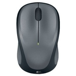 Logitech Wireless Mouse M235 USB (темно-серый)