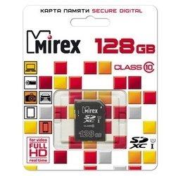 Mirex SDXC Class 10 UHS-I U1 128GB