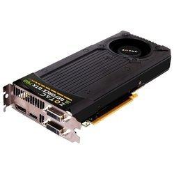 Видеокарта ZOTAC GeForce GTX 760 993Mhz PCI-E 3.0 2048Mb 6008Mhz 256 bit 2xDVI HDMI HDCP RTL