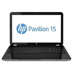 "hp pavilion 15-e007sr (a10 5750m 2500 mhz/15.6""/1366x768/6144mb/750gb/dvd-rw/wi-fi/bluetooth/win 8 64)"