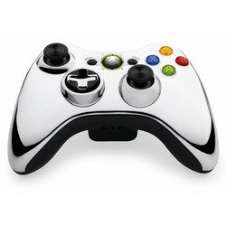 Беспроводной геймпад для Xbox 360 (серый)