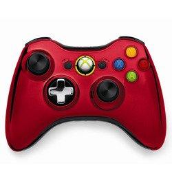 Беспроводной геймпад для Xbox 360 (43G-00028) (красный)