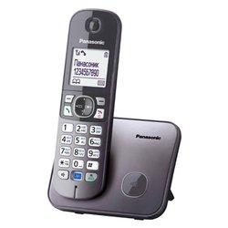 Panasonic KX-TG6811RUM  (серебристый металик)