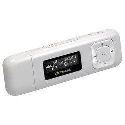 Transcend MP330 8GB (белый)