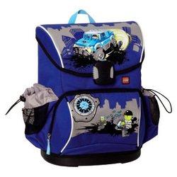 Ранец школьный Lego City Police Ultimate (синий) с аксессуарами