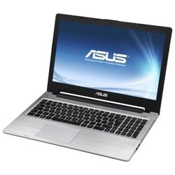 "asus k56cb (core i3 3217u 1800 mhz/15.6""/1366x768/6144mb/750gb/dvd-rw/nvidia geforce gt 740m/wi-fi/bluetooth/без ос)"