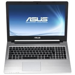 "asus k56cb (core i3 3217u 1800 mhz/15.6""/1366x768/4096mb/500gb/dvd-rw/nvidia geforce gt 740m/wi-fi/bluetooth/dos)"