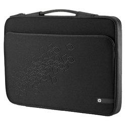 HP Black Cherry Notebook Sleeve 17.3