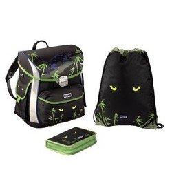 Ранец школьный Panther, пенал, мешок для сменной обуви Baggymax