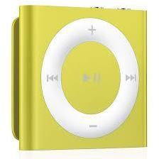Apple iPod shuffle 4 2Gb (желтый) :::