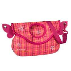 Сумка детская Alpbag Girls Step by Step Junior Fashion (розовая)