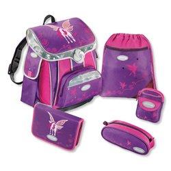 Ранец школьный Dream Horse II PREMIUM Sammies by Samsonite (фиолетовый/розовый) с аксессуарами