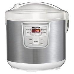 Marta MT-1965 (белый/сталь металлик)