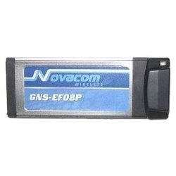novacom wireless gns-ef08p