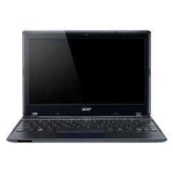 "ноутбук acer aspire one ao756-84sss (celeron 847 1100 mhz,11.6"",1366x768,2048mb,500gb,dvd нет,wi-fi,bluetooth,win 8 64) черный"