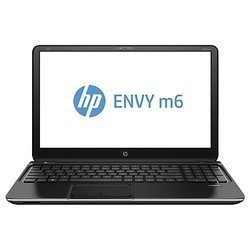 "hp envy m6-1325er (a6 5350m 2900 mhz/15.6""/1366x768/6144mb/750gb/dvd-rw/wi-fi/bluetooth/win 8 64)"