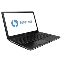 "hp envy m6-1326sr (a8 5550m 2100 mhz/15.6""/1366x768/6144mb/1000gb/dvd-rw/wi-fi/bluetooth/win 8 64)"