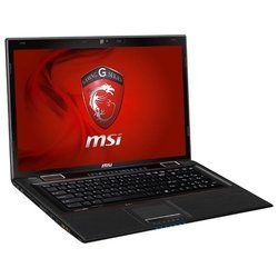 "msi ge70 0nd (core i5 3210m 2500 mhz/17.3""/1920x1080/8192mb/750gb/dvd-rw/nvidia geforce gtx 660m/wi-fi/bluetooth/без ос)"