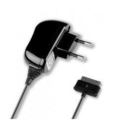 Сетевое зарядное устройство для Samsung Galaxy Tab, Note 10.1 2,1A Deppa (черный)
