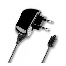 Сетевое зарядное устройство для Samsung Galaxy S4, Note 2 2,1A Deppa (черный)