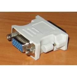 Переходник DVI-I(m) - VGA HD15 (f)