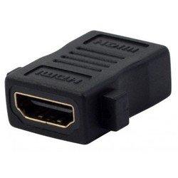 Адаптер HDMI 19P Female-Female 180 EAR