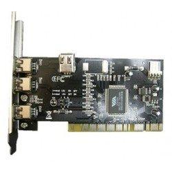Контроллер PCI IEEE1394 (3+1)port VIA6306 bulk