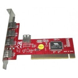���������� PCI USB 2.0 (4+1)port VIA6212 bulk