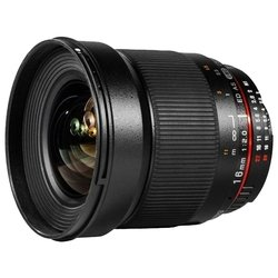 ��������� samyang 16mm f/2.0 ed as umc cs pentax k