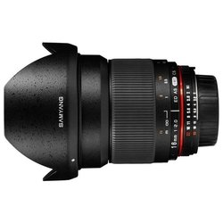 samyang 16mm f/2.0 ed as umc cs pentax k